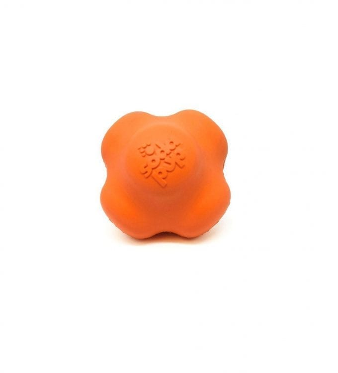 SODAPUP CRAZY BOUNCE TOY ORANGE Front